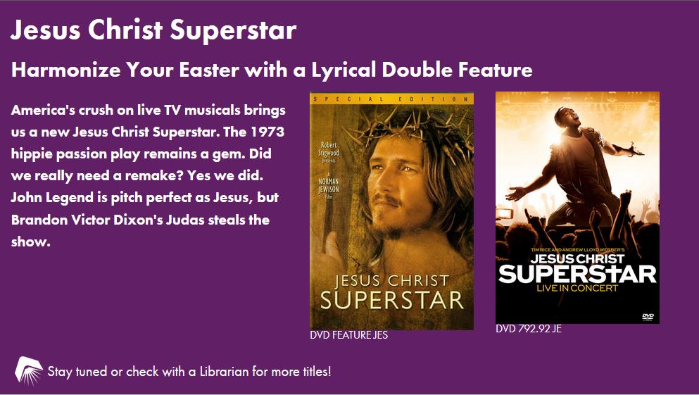 Jesus Christ Superstar slide