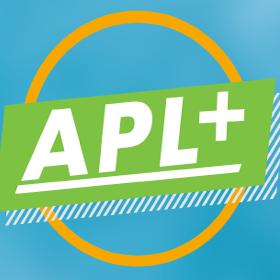 APL+ logo